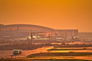 Flughafen Frankfurt 310x205 - Trotz Geschäftsreisen zum Klimaschutz beitragen