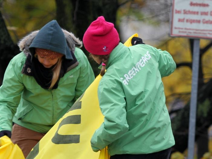 Greenpeace kritisiert Vorschlag zu Entsorgung von Wegwerfartikeln
