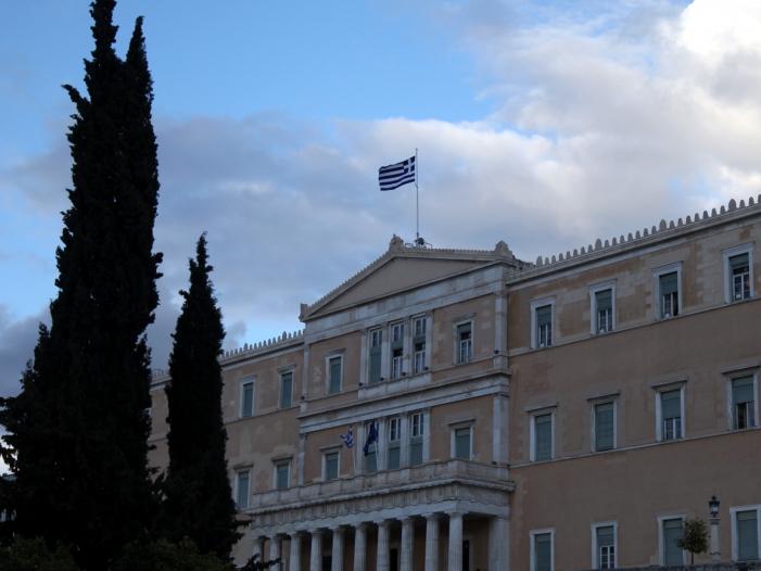 Griechische Regierung will Wachstum kraeftig steigern - Griechische Regierung will Wachstum kräftig steigern