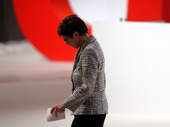 Bild von INSA: SPD und Grüne legen zu – Union verliert
