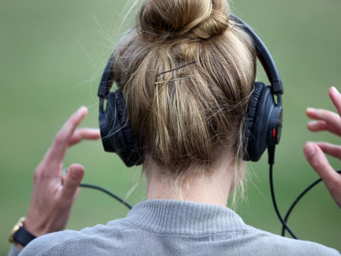 Photo of Immer mehr Deutsche hören Podcasts