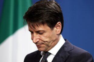 Italiens Ministerpraesident gibt seinen Ruecktritt bekannt 310x205 - Italiens Ministerpräsident gibt seinen Rücktritt bekannt