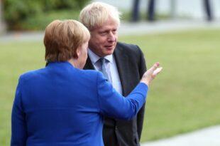 """Johnson fuehlt sich durch Gespraech mit Merkel bestaerkt 310x205 - Johnson fühlt sich durch Gespräch mit Merkel """"bestärkt"""""""