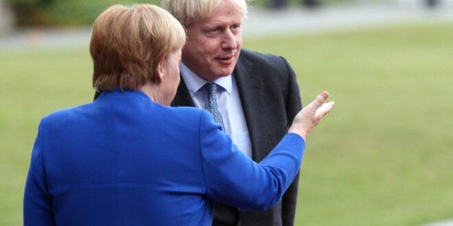 """Johnson fuehlt sich durch Gespraech mit Merkel bestaerkt 660x330 - Johnson fühlt sich durch Gespräch mit Merkel """"bestärkt"""""""