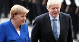 Johnson von Merkel in Berlin empfangen 310x165 - Johnson von Merkel in Berlin empfangen