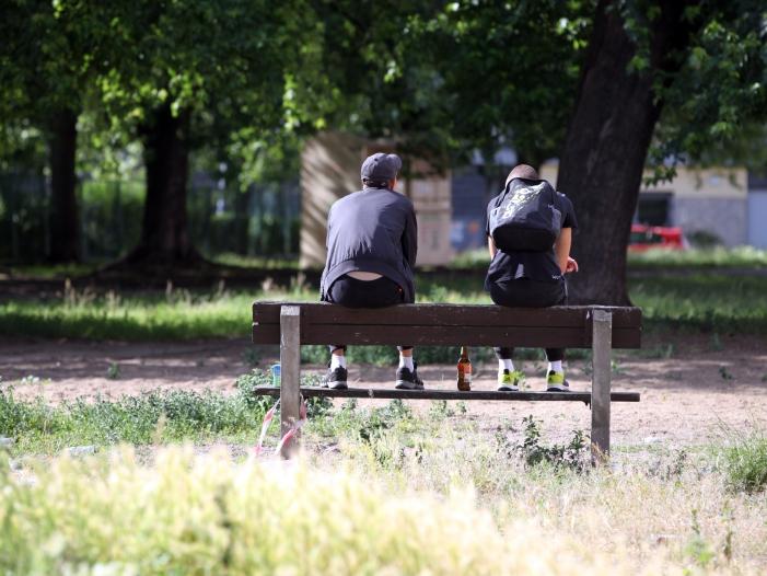 Bild von Jugendarbeitslosigkeit in Europa auf dem Weg der Besserung