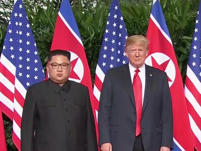 Photo of Kim will Trump wiedersehen