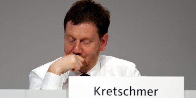 """Kretschmer schliesst Minderheitsregierung unter seiner Fuehrung aus 660x330 - Kellner: Kretschmer muss """"klare Kante"""" gegen Rechts ziehen"""