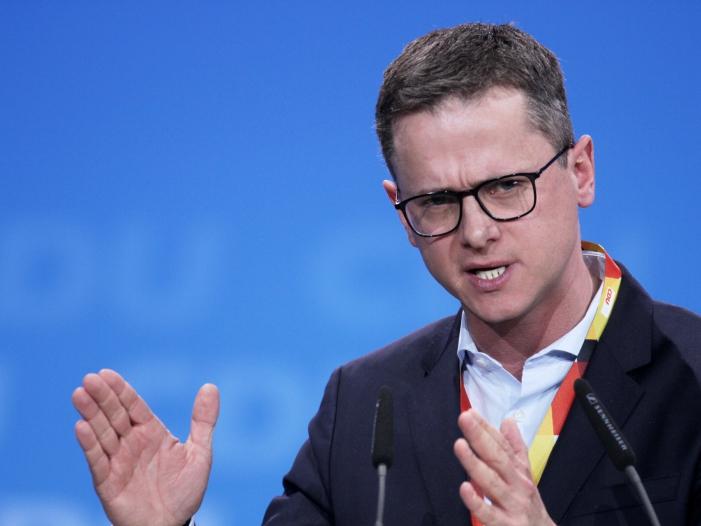 Linnemann Union wird sich gegen CO2 Steuer aussprechen - Linnemann: Union wird sich gegen CO2-Steuer aussprechen