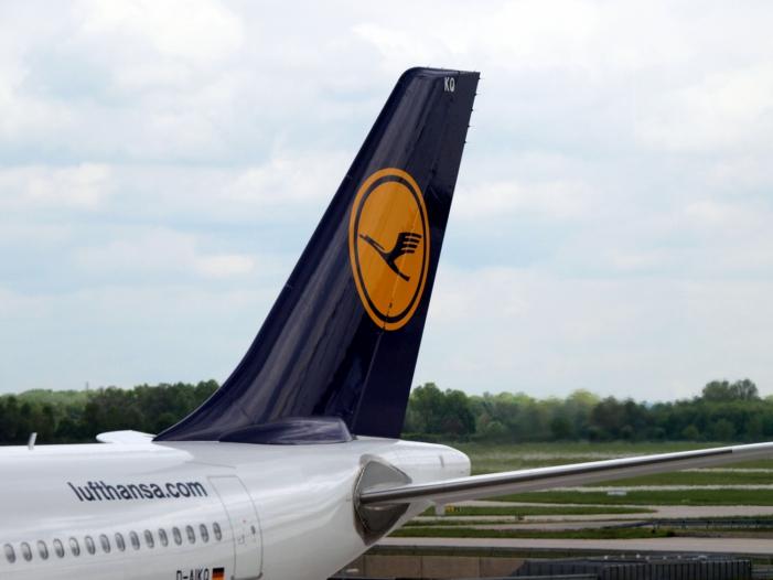Lufthansa laesst Gewerkschaftsstatus von UFO ueberpruefen - Lufthansa lässt Gewerkschaftsstatus von UFO überprüfen