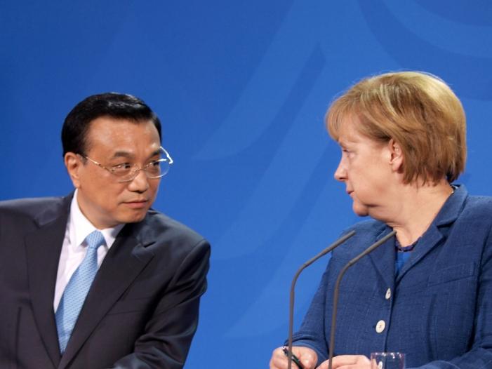 Merkel reist nach China Polen und in die USA - Merkel reist nach China, Polen und in die USA