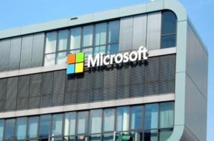 Microsoft 310x205 - Die 20 wertvollsten Unternehmen der Welt