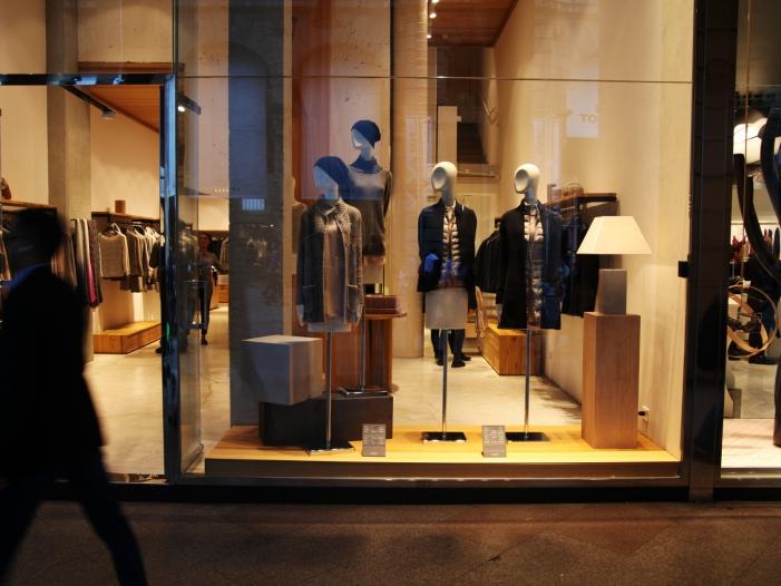 Bild von Modehaus Breuninger steigert Umsatz