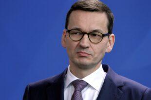 Polens Ministerpraesident haelt neue Reparationszahlungen fuer geboten 310x205 - Polens Ministerpräsident hält neue Reparationszahlungen für geboten