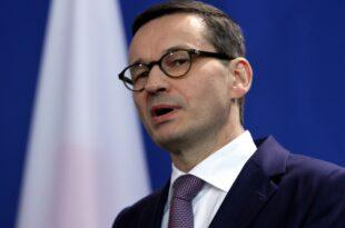 Polens Ministerpraesident kritisiert deutsche Verteidigungsausgaben 310x205 - Polens Ministerpräsident kritisiert deutsche Verteidigungsausgaben