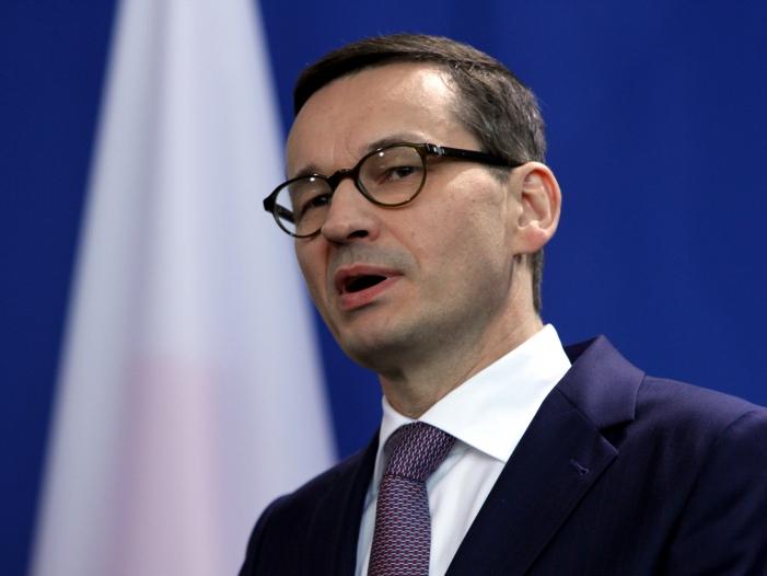 Bild von Polens Ministerpräsident kritisiert deutsche Verteidigungsausgaben
