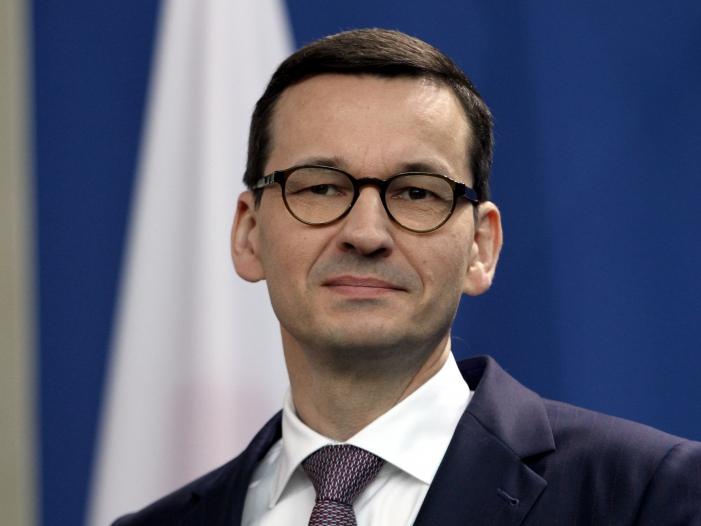 Polens Ministerpraesident offen fuer Stationierung von Atomraketen - Polens Ministerpräsident offen für Stationierung von Atomraketen