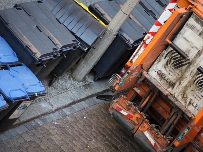 Regierung will Kommunen bei Kosten für Stadtreinigung entlasten