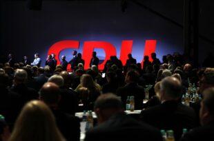 """Rufe aus der CDU nach Unvereinbarkeitsbeschluss gegen Werte Union 310x205 - Rufe aus der CDU nach Unvereinbarkeitsbeschluss gegen """"Werte-Union"""""""