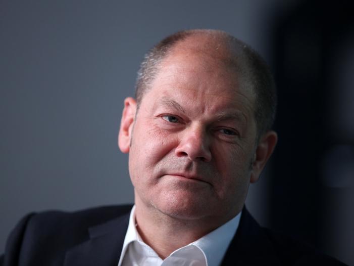 Scholz prueft Verbot von Negativzinsen fuer Sparer - Scholz prüft Verbot von Negativzinsen für Sparer