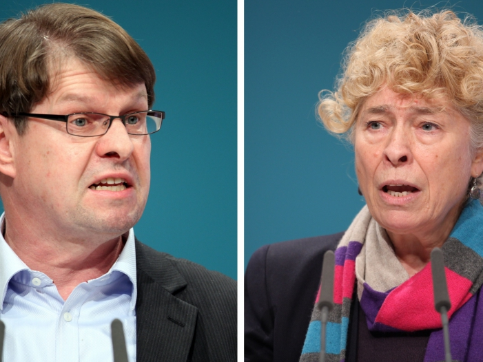 Photo of Schwan und Stegner setzen auf Rot-Rot-Grün