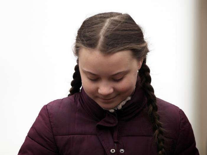 Bild von Sozialpsychologe: Greta Thunberg fordert die Menschen heraus