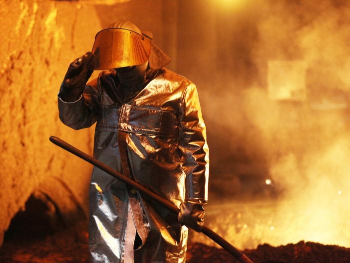 Bild von Stahlhersteller Salzgitter will CO2-Ausstoß deutlich senken