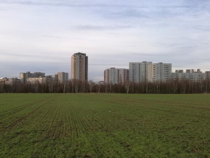 Studie Grossstadtbewohner leben auf immer weniger Quadratmetern - Studie: Großstadtbewohner leben auf immer weniger Quadratmetern