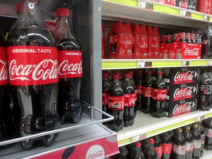 Bild von Studie: Verbraucher verschmähen zusehends Softdrinks und Alkohol