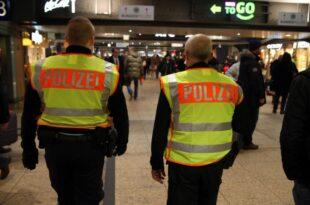 Verstaerkte Praesenz an Bahnhoefen belastet Bundespolizei 310x205 - Verstärkte Präsenz an Bahnhöfen belastet Bundespolizei