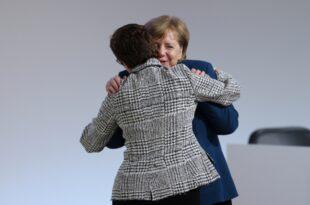 """AKK Es gibt kein Zerwürfnis zwischen Merkel und mir 310x205 - AKK: """"Es gibt kein Zerwürfnis zwischen Merkel und mir"""""""