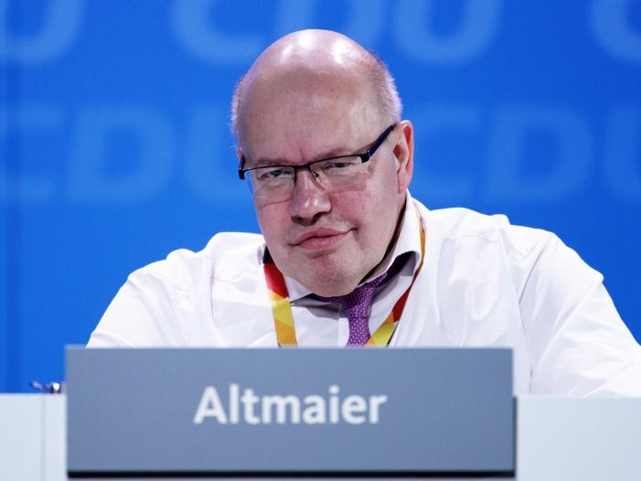 Bild von Altmaier: AfD-Wahlerfolge noch keine Gefahr für Wirtschaftsstandort