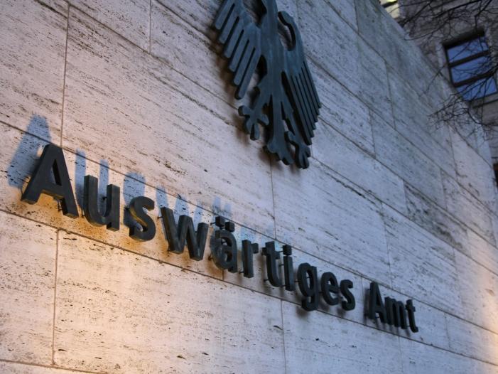 Photo of Auswärtiges Amt soll neue Bundesbehörde bekommen