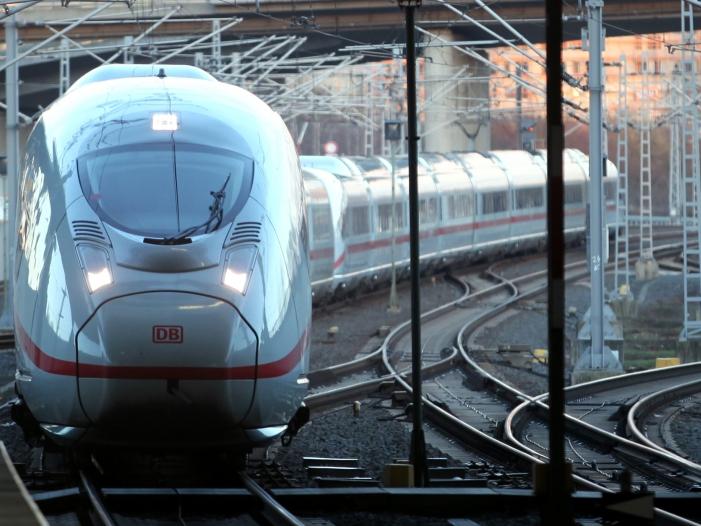 Bahn begrüßt Klimabeschlüsse der Bundesregierung - Bahn begrüßt Klimabeschlüsse der Bundesregierung