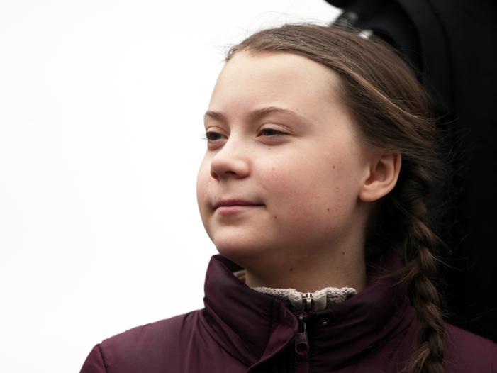 Bild von Bekanntheitsgrad von Greta Thunberg nochmals deutlich gesteigert