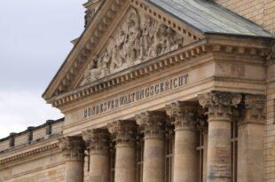 Bundesverwaltungsgericht Kennzeichnungspflicht für Polizisten rechtens 310x205 - Bundesverwaltungsgericht: Kennzeichnungspflicht für Polizisten rechtens