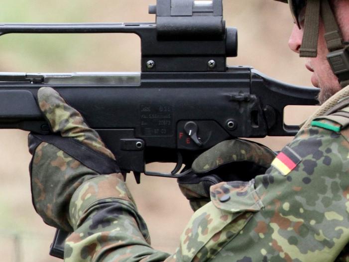 Bundeswehr meldet Verlust von Waffen - Bundeswehr meldet Verlust von Waffen