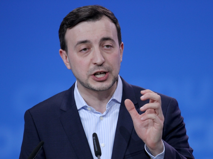 Bild von CDU-Generalsekretär schließt CO2-Steuer nicht aus