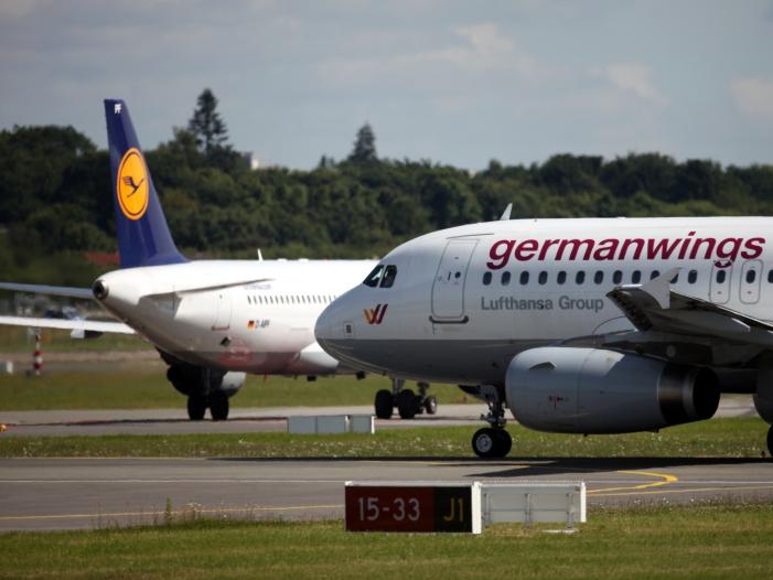 UFO will Streiks auf Lufthansa-Tochterunternehmen ausweiten