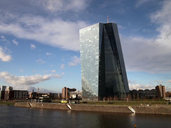 EZB dreht Zinsschraube weiter nach unten - EZB dreht Zinsschraube weiter nach unten