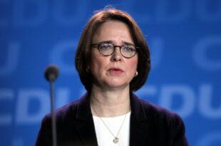 """FU Vorsitzende will Reißverschlussverfahren für CDU Wahllisten 310x205 - FU-Vorsitzende will """"Reißverschlussverfahren"""" für CDU-Wahllisten"""