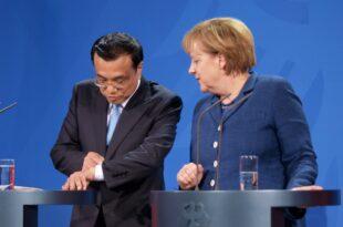 Grünen Chefin mahnt Merkel zu mehr Druck auf China 310x205 - Grünen-Chefin mahnt Merkel zu mehr Druck auf China