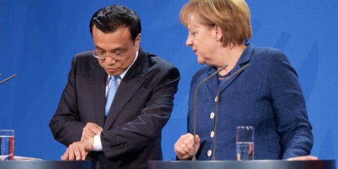 Grünen Chefin mahnt Merkel zu mehr Druck auf China 660x330 - Grünen-Chefin mahnt Merkel zu mehr Druck auf China