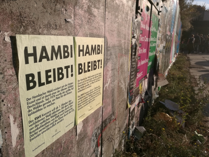 Photo of Hambacher Forst: Reul räumt Kommunikationsdefizite ein