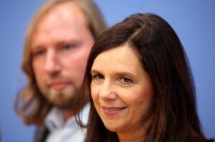Hofreiter und Göring Eckardt bleiben Grünen Fraktionschefs 310x205 - Hofreiter und Göring-Eckardt bleiben Grünen-Fraktionschefs