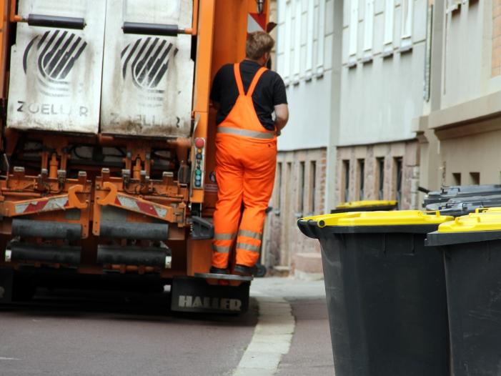 Bild von Immer mehr Firmen zahlen für Recycling