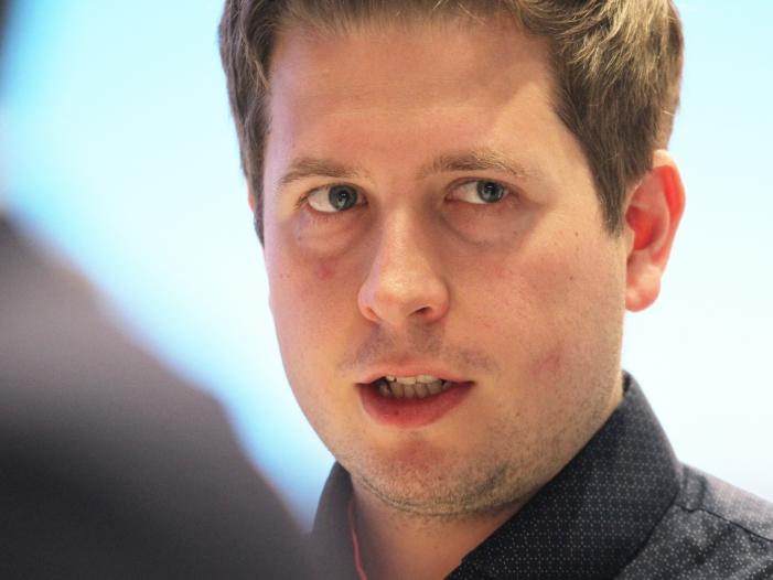 Kühnert wirbt für Walter Borjans und Esken als neue SPD Chefs - Kühnert wirbt für Walter-Borjans und Esken als neue SPD-Chefs