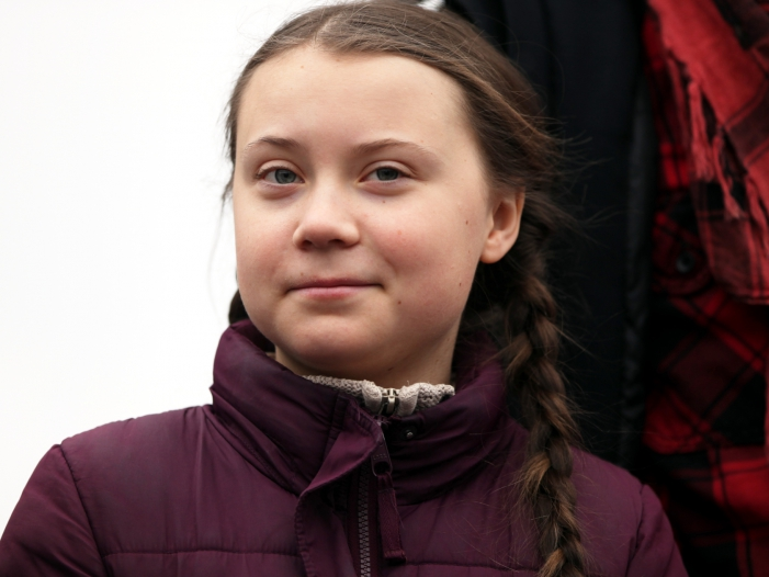 """Bild von Klimaaktivistin Thunberg erhält """"Alternativen Nobelpreis"""""""
