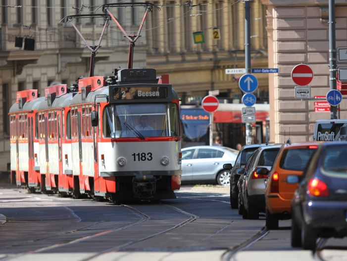 Bild von Klimaforscherin beklagt Stillstand in deutscher Verkehrspolitik