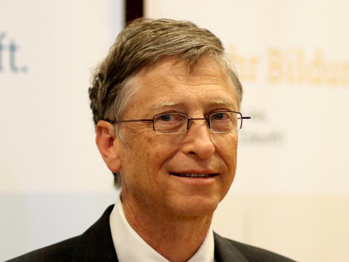 Klimawandel Bill Gates will Nutzung von grüner Gentechnik - Klimawandel: Bill Gates will Nutzung von grüner Gentechnik